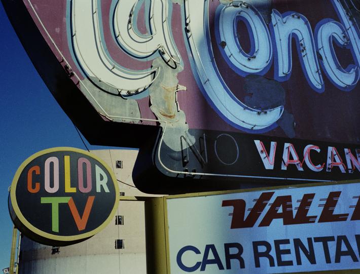Vegas Signs I WEB