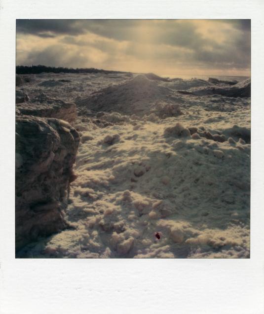 SX 70 Lake Ice